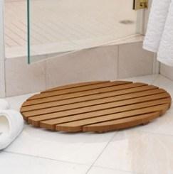 Babmoo Bathroom Boards, Bamboo Bathroom Pads, Bathroom Anti-Slip Pads pictures & photos