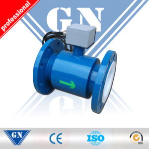 Battery Powered Electromagnetic Flowmeter (CX-HEMFM) pictures & photos