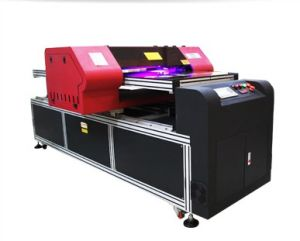 Digital A0 Omnipotent Flatbed Printer pictures & photos