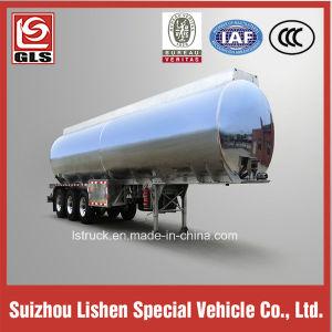 Low Price 26 Ton 2 Axle Oil Tank Semi Trailer pictures & photos