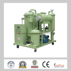 Zrg -500 Multi-Functional Used Hydraulic Oil Recycling Machine pictures & photos