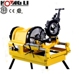 "4"" Electric Pipe Threading Machine, Pipe Threader (SQ100E) pictures & photos"