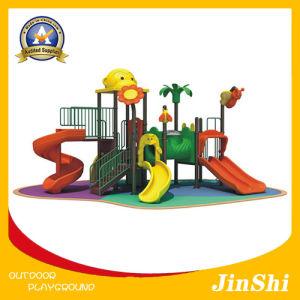 Animal World Series Children Outdoor Playground, Plastic Slide, Amusement Park GS TUV (DW-006) pictures & photos