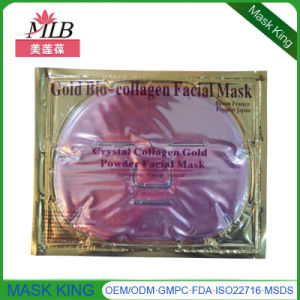 Collagen Crystal Face Firming Mask Whitening Anti Wrinkle Costmetics Face Treatment Mask pictures & photos