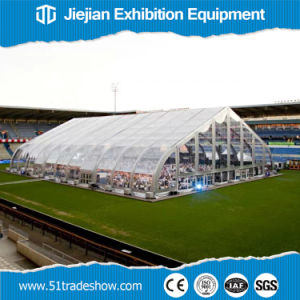 500 People Wedding Tent with Clear PVC and Funitures in Nigeria pictures & photos