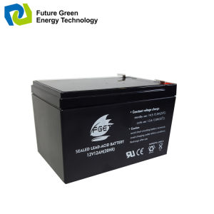 12V12ah Rechargeable SLA AGM Lead Acid Battery for UPS pictures & photos