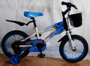"12""/14""/16"" BMX Bicycle Kids Bike with Trainning Wheel (FP-KDB115) pictures & photos"