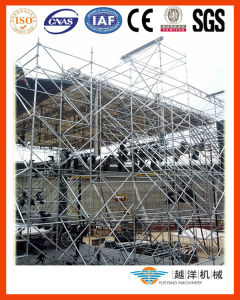 Layher All-Round Scaffolding System with Top Quality pictures & photos