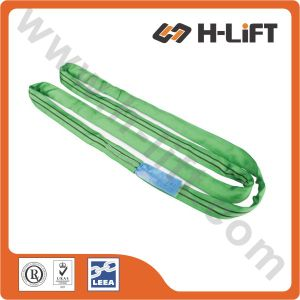 2t European Stand Green Round Sling / Round Endless Lifting Sling (RSEL-02) pictures & photos