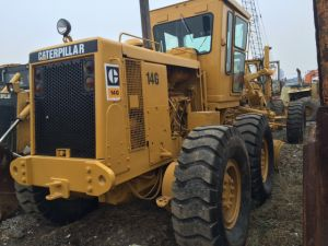 Used Caterpillar 140 Motor Grader Cat 140g Grader with Ripper, Used Cat 140g Grader pictures & photos