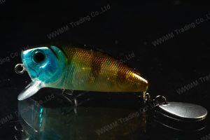 Plastic Wobbler Crank Bait Fishing Lure (HMAY40) pictures & photos
