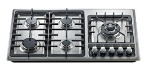 Build-in Gas Stove with Five Cast Iron Burner Jz20y. 5-Sn01 pictures & photos