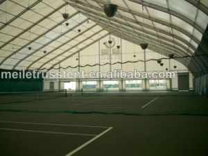Aluminum Frame Arc Roof Tent Sports Tent for Tennis Courts pictures & photos