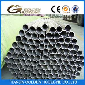Black ASTM A106 Gr. B Sch80 Seamless Steel Pipe pictures & photos