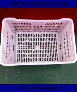 Plastic High Quailty Injection Crate Mould (MELEE MOULD -482) pictures & photos