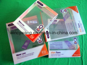 Plastic Box with Printing (HL-186) pictures & photos
