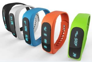A6 Smart Bracelet Health Sleep Monitoring with 4 Colors Avialable and Wholesale Price