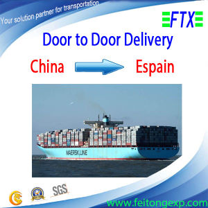 Sea Shipping From China to Avila/Burgos Espain
