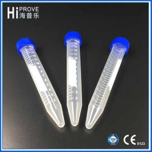15ml Conical Centrifuge Tube with Screw Cap pictures & photos