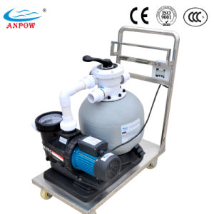 China Integrative Sand Filter Swimming Pool Water Cleaning Pump China Sand Filter Pool Filter
