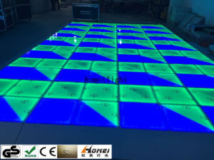 Factory Price Direct Selling DMX RGB Dancing Floor LED Dance Floor Starlit Dance Floor Stage Light Party Car Show Disco pictures & photos