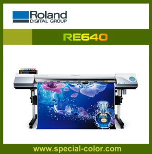 64inch Gold Dx7 Printhead Color Printer Re640 pictures & photos