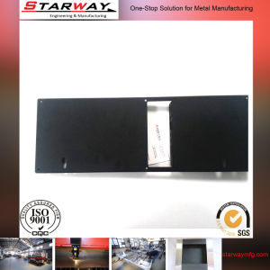 ODM 0.5-5mm Sheet Metal Fabrication with Laser Cutting Bendinng Welding pictures & photos