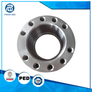 CNC Machining Normalized Annealed Triplex Piston Core with Bore pictures & photos