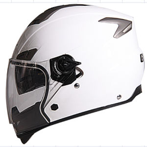 Dual Use Motorcycle Helmets Double Visors ECE/DOT Approvel pictures & photos