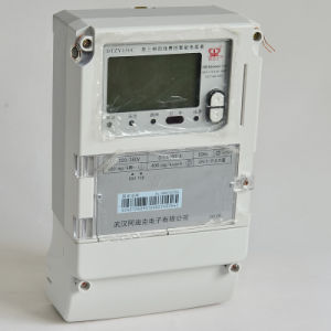 Three Phase Smart Multi-Tariff Prepayment Remote Carrier Electronic Meter pictures & photos
