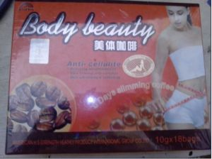 Body Beauty Anti-Cellulite 5 Days Slimming Coffee pictures & photos