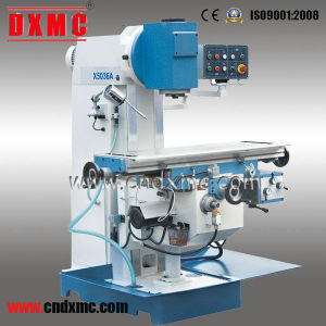 China Knee Type Milling Machine X5036A (X5036A with CE)