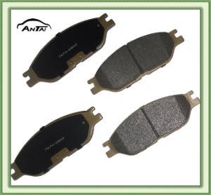 Sem-Metallic Brake Pads for Ford (D803)