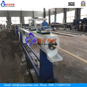 PPR/PE Water Supply Pipe Production Line/Extruder Machine pictures & photos