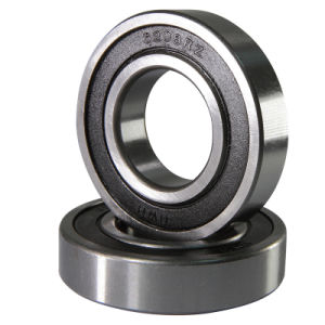 Carbon Steel / Chrome Steel Ball Bearing 6208 (6208 RS / 6208 ZZ Bearing)