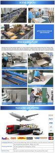 The High Quality Conveyor/Running Machine/Treadmill /Walkingbelt pictures & photos