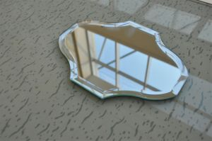 3mm-6mm Clear Float Beveled Polished Glass Rfq pictures & photos