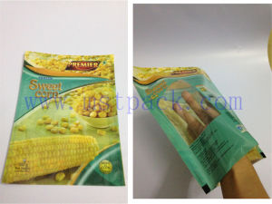 Flat Bag with Clear Window for Frozen Food pictures & photos