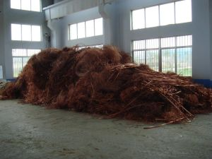 Wire Copper Scrap High Quality pictures & photos