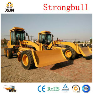 China Road Construction Machine Motor Grader Py9130 New Condition 130HP Tractor Road Grader pictures & photos