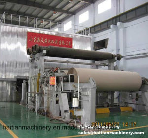 High Speed Corrugated Medium Paper Making Machine pictures & photos