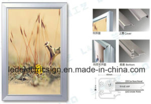 Double Side Light Frame for LED Sign pictures & photos