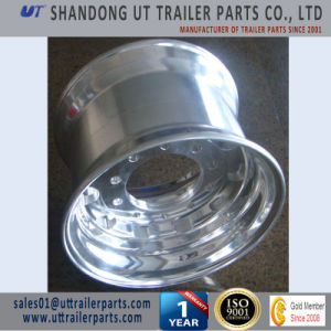 22.5X13 Forged Truck Aluminum Alloy Wheel Rim pictures & photos