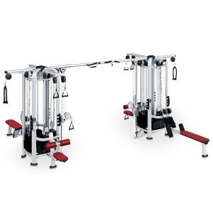 China Fitness Equipment Gym Equipment Multi Jungle 8