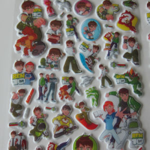 Coating Paster, Phone Cartoon Paster for Kids pictures & photos