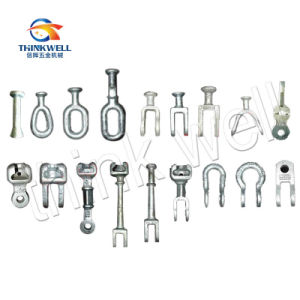 Forged Carbon Steel Galvanized Power Line Fitting pictures & photos