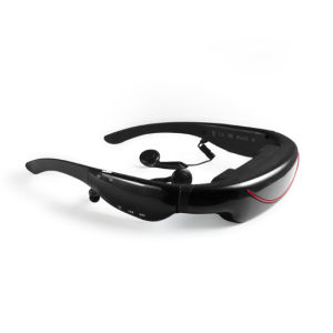 2014 New Gadgets HD Video Glasses/Fpv Video Goggles/Microdisplay