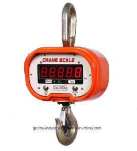 Heavy-Duty Hanging Scale Crane Scale 1t 2t 3t to 5t pictures & photos
