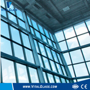 Tinted Float Glass/Decoration Glass/Vacuum Glass/Colored Reflective Glass pictures & photos