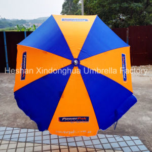 2m Diameter Strong Beach Umbrella for Christmas (BU-0040) pictures & photos